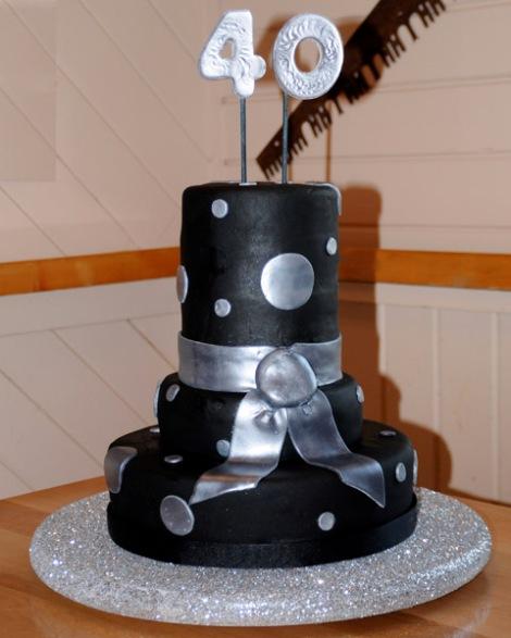 40thbirthdaycake