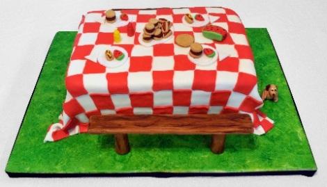 cakepicnictable
