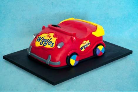 The Wiggles Car